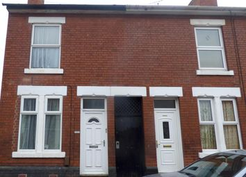 Thumbnail 2 bedroom end terrace house for sale in Hoult Street, Derby