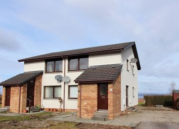 Thumbnail 1 bed flat for sale in 75 Towerhill Crescent, Cradlehall, Inverness