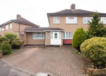 Thumbnail 4 bedroom semi-detached house for sale in Sussex Road, Uxbridge