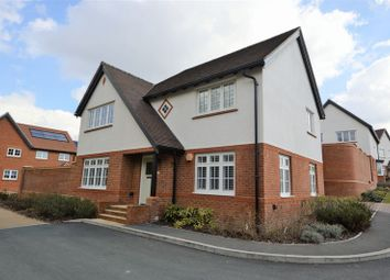 Thumbnail 4 bed detached house for sale in Allenby Road, Waterlooville