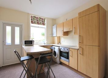 Thumbnail 4 bedroom terraced house to rent in Warwick Terrace, Sheffield