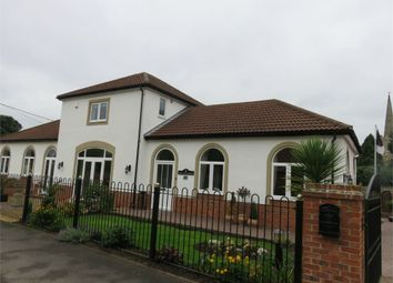 Thumbnail 3 bed detached house for sale in Chestnut Close, Weston, Newark, Nottinghamshire