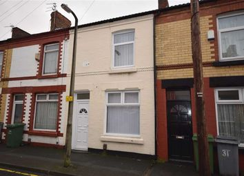 Thumbnail 2 bedroom terraced house to rent in Fairview Avenue, Wallasey, Wirral