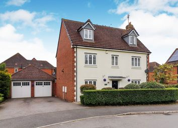 Thumbnail 5 bed detached house for sale in The Ridings, Grange Park, Northampton