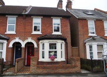 Thumbnail 3 bed end terrace house for sale in Bedford Road, Salisbury