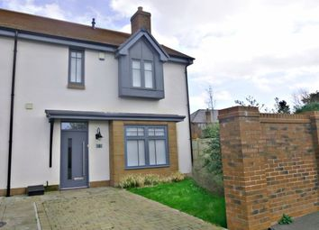 Thumbnail 3 bed end terrace house to rent in George Drive, Parkgate, Neston