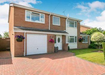 Thumbnail 4 bed detached house for sale in Sandown Road, Bangor-On-Dee, Wrexham, Wrecsam