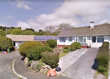 Thumbnail 2 bed semi-detached bungalow for sale in Bloomfields, Tredarvah Road, Penzance, Cornwall.