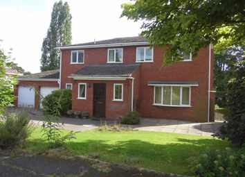 Thumbnail 4 bed property to rent in Lugg View Close, Hereford