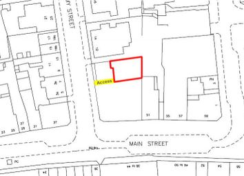 Thumbnail Land for sale in 6, Academy Street, Coatbridge, North Lanarkshire ML53Au