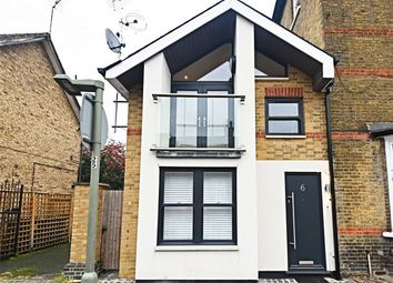 Thumbnail 2 bed end terrace house to rent in King Street, East Finchley