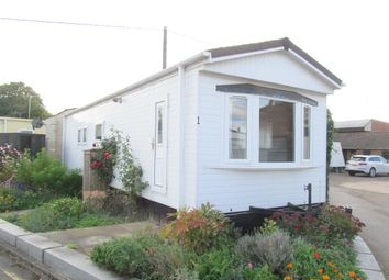 Thumbnail 1 bed mobile/park home for sale in Grove Farm Park, Mytchett, Nr Camberley, Surrey