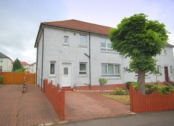 Thumbnail 2 bed flat for sale in Chestnut Drive, Clydebank