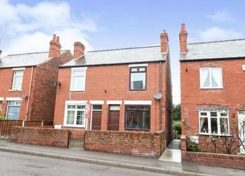 Thumbnail 2 bed semi-detached house for sale in Rotherham Road, Killamarsh, Sheffield, Derbyshire