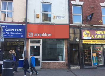 Thumbnail Retail premises to let in The Spot, Osmaston Road, Derby