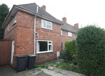 Thumbnail 3 bedroom end terrace house to rent in Alexandra Crescent, Beeston, Nottingham
