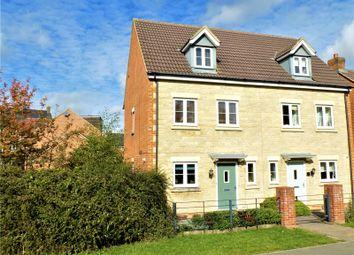 Thumbnail 3 bed semi-detached house for sale in Casterbridge Road, Swindon