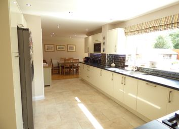 Thumbnail 4 bedroom detached house for sale in Limefield, Oakham
