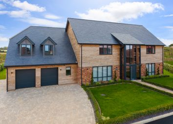 Thumbnail 5 bed detached house for sale in Kiln Drive, Woodnesborough, Sandwich