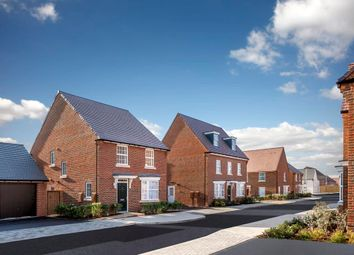"""Thumbnail 4 bed detached house for sale in """"Irving"""" at Cherry Orchard, Castle Hill, Ebbsfleet Valley, Swanscombe"""