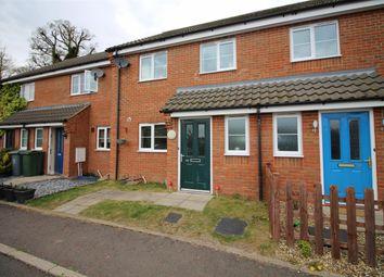Thumbnail 3 bedroom terraced house for sale in Kevill Davis Drive, Little Plumstead, Norwich, Norfolk