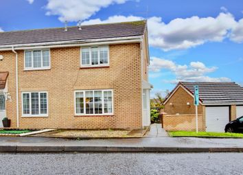 Thumbnail 2 bed end terrace house for sale in Gamrie Drive, Glasgow