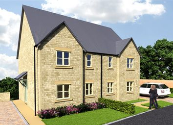 Thumbnail 3 bed semi-detached house for sale in Amberley Ridge, Rodborough Common, Stroud, Gloucestershire