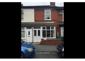 Thumbnail 3 bed terraced house to rent in Burleigh Rd, Wolverhampton