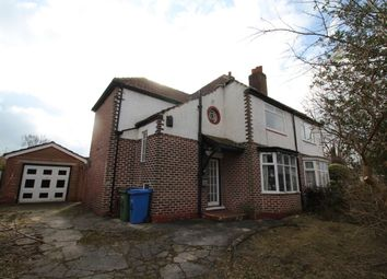Thumbnail 3 bed semi-detached house for sale in Kings Road, Cheadle Hulme, Cheadle