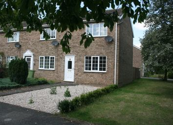 Thumbnail 2 bed town house to rent in St. Marys Avenue, Welton, Lincoln
