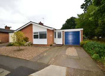 Thumbnail 4 bed detached bungalow for sale in Holyrood Close, Ipswich