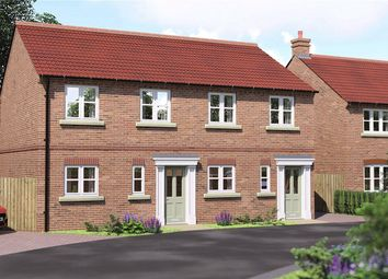 Thumbnail 3 bed semi-detached house for sale in The Cherry Manor Court, York Road, Barlby, Selby