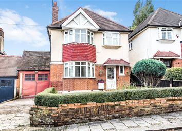 3 bed link-detached house for sale in Hayland Close, Kingsbury, London NW9