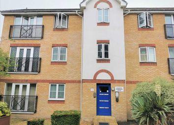 Thumbnail 1 bed flat for sale in Longmarsh Lane, London