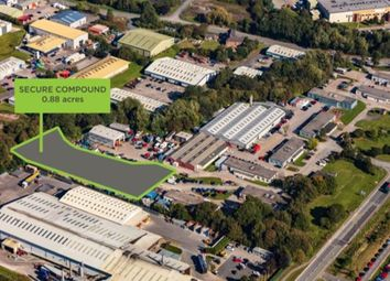 Thumbnail Land to let in Secure Compound, The Bridgeway Centre, Wrexham, Wrexham