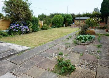 Thumbnail 2 bed bungalow for sale in Mayfield Road, Dover