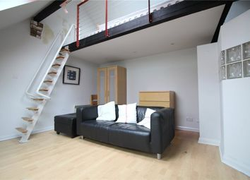 Thumbnail 1 bed flat to rent in Saxton House, Maude Street, Leeds