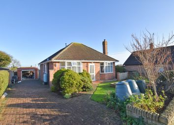 Thumbnail 2 bed detached bungalow for sale in Grange Avenue, Overstrand, Cromer