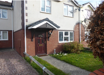 Thumbnail 2 bedroom terraced house for sale in Yale Park, Mold Road, Wrexham