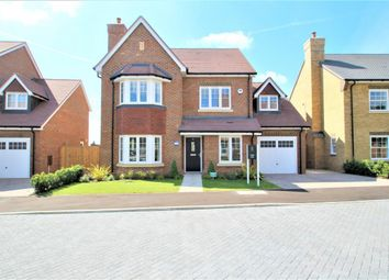Thumbnail 5 bedroom detached house for sale in Tower Gardens, Mortimer