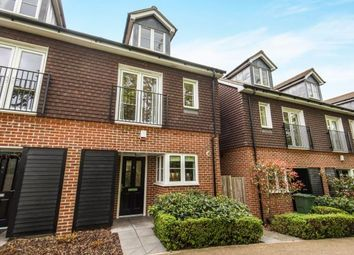 Thumbnail 3 bedroom semi-detached house for sale in Epsom Road, Guildford, Surrey