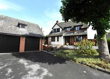 Thumbnail 4 bed detached house for sale in Centurions Court, Caerwent, Caldicot