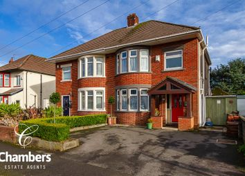3 bed semi-detached house for sale in Heol Waun Y Nant, Whitchurch, Cardiff CF14