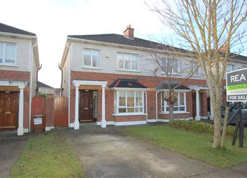 Thumbnail 3 bed semi-detached house for sale in 72 Hazelbury Park, Clonee, Dublin