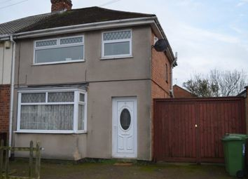 Thumbnail 3 bed semi-detached house for sale in Beech Drive, Braunstone, Leicester