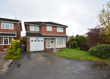 Thumbnail 4 bed detached house for sale in St. Josephs Avenue, Whitefield, Manchester