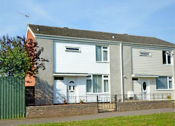 Thumbnail 3 bed semi-detached house for sale in Carlyon Gardens, Heavitree, Exeter, Devon