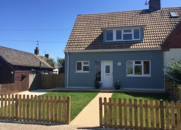 Thumbnail 2 bedroom semi-detached house for sale in Castle Drive, Pevensey Bay