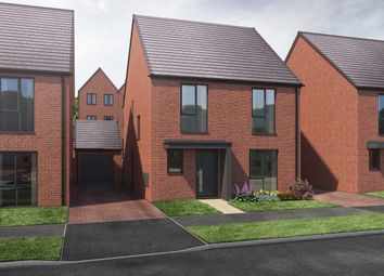 Thumbnail 4 bedroom detached house for sale in Off Derby Road, Wingerworth
