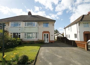 Thumbnail 4 bed semi-detached house for sale in Colchester Road, Ipswich, Suffolk